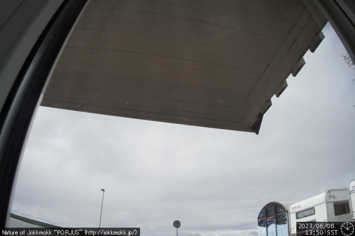 Northern Lights sky camera Jokkmokk, Sweden