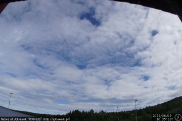 Poollichtcam in Lapland