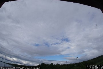 Webcam Porjus - North view Lapland