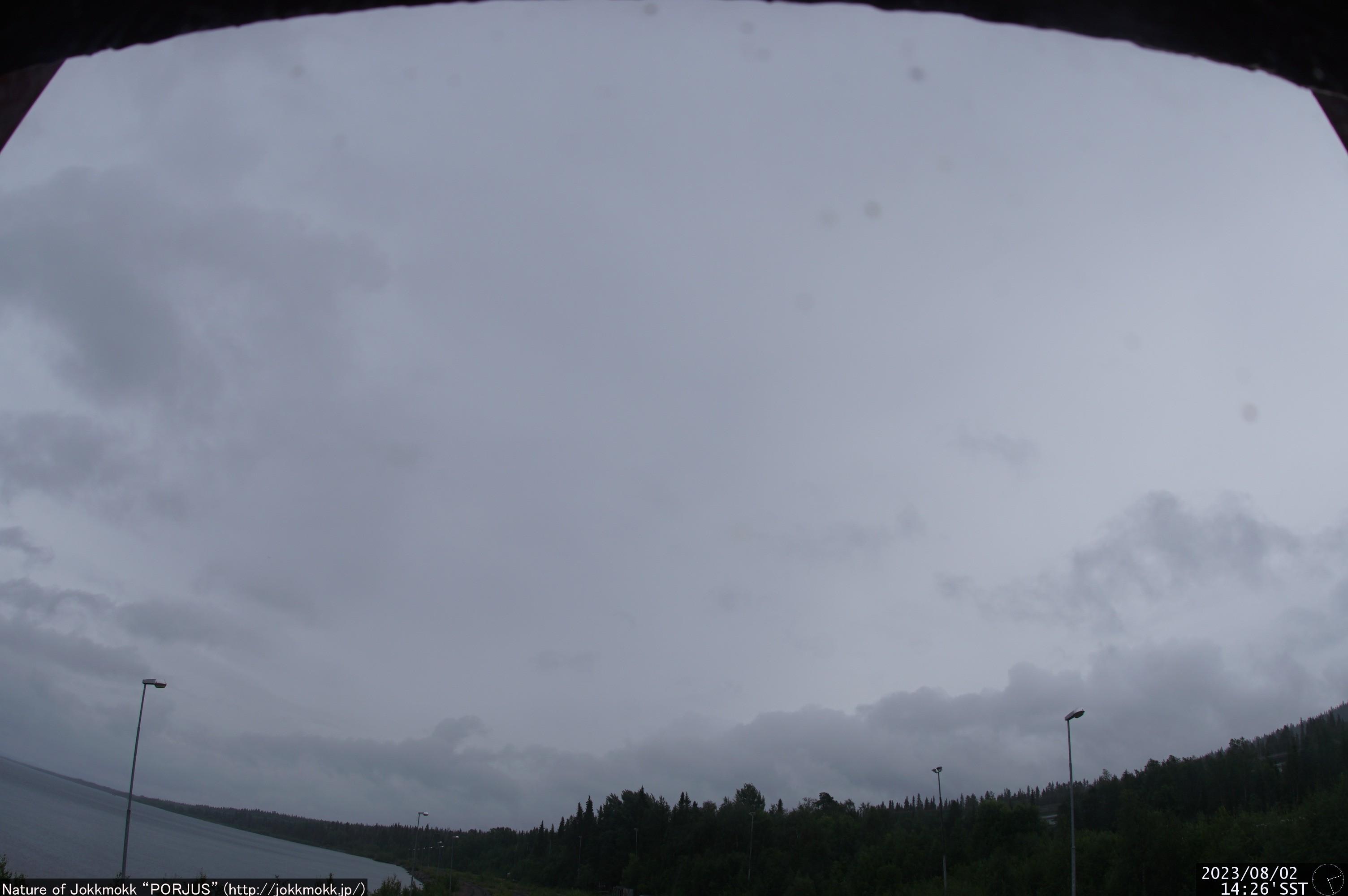 noorder licht Webcam 4