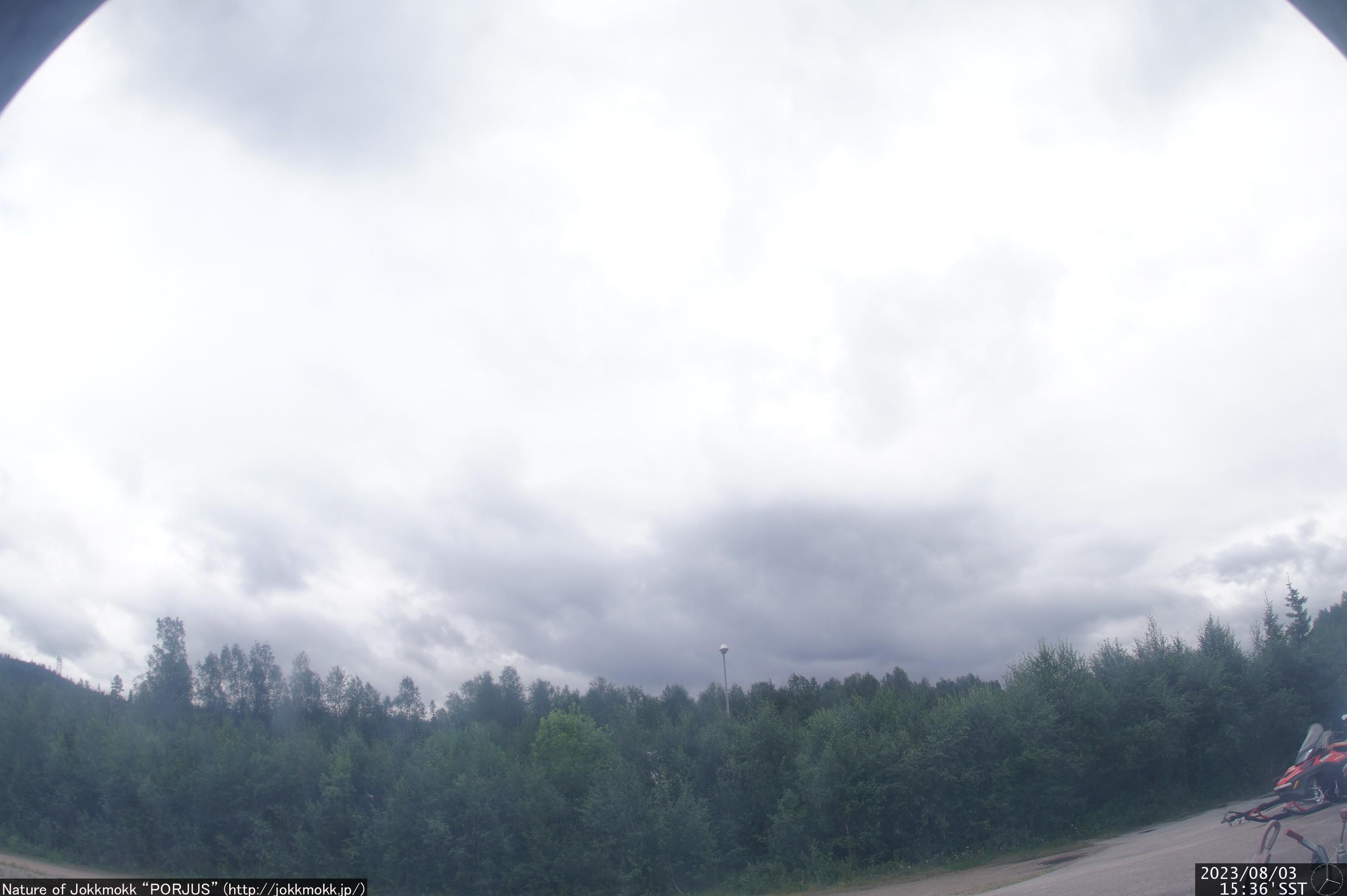 noorder licht Webcam 5